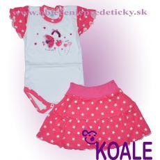 Šaty na leto pre deti Lienka 62 91b294160eb