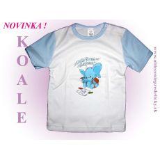 d15bca1e22e8 Tričko s potlačou Slon - Eshop KOALE - detské oblečenie pre detičky ...